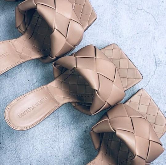Buty i torebki Bottega Veneta: najbardziej pożądane plecionki świata